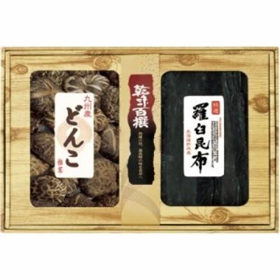 乾味百撰 九州産どんこ椎茸・羅臼昆布 (GEE-100)