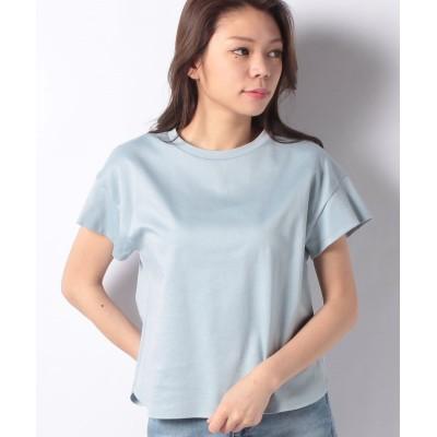 【キャラ・オ・クルス】 半袖Tシャツ レディース サックス 11 CARA O CRUZ