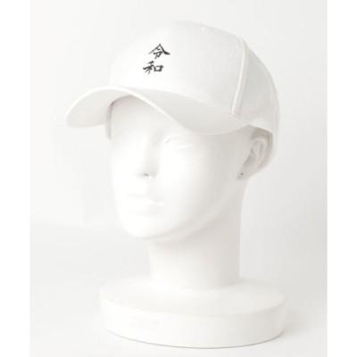 帽子 キャップ 1to10 people Select/ワントゥテンピープルセレクト/令和 Low Cap