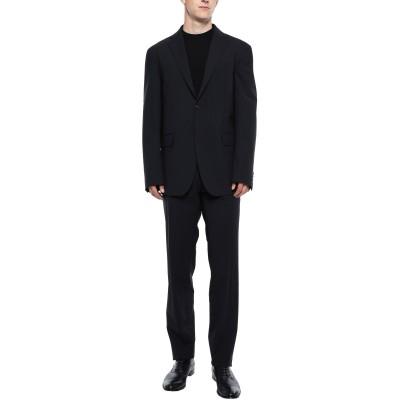 ディースクエアード DSQUARED2 スーツ ブラック 52 ウール 95% / ポリウレタン 5% スーツ