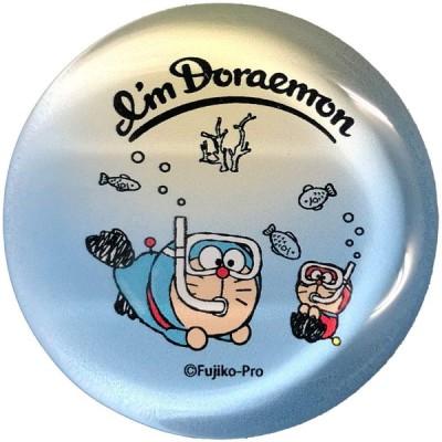 ドラえもん ガラス箸置き 50周年記念グッズ 2020年 I'm Doraemon <ダイブ> 20056