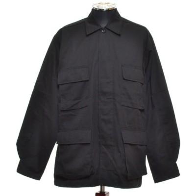 フィールドジャケット ファティーグジャケット 1227-0429-KP-0704 サイズM メンズ コットン ブラック