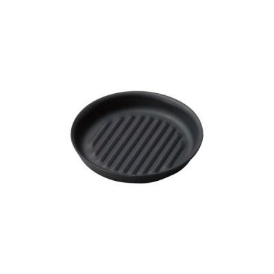 【まとめ買い10個セット品】 鉄製 丸皿 小 波 M20-724【 卓上鍋・焼物用品 】