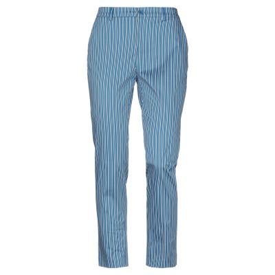 リュー ジョー LIU •JO パンツ ブルー 42 コットン 97% / ポリウレタン 3% パンツ