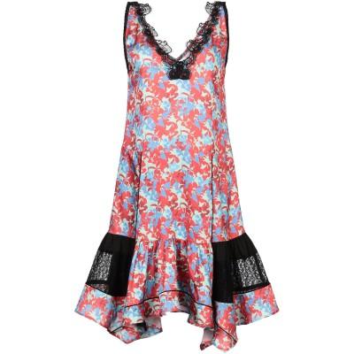 コシェ KOCHÉ ミニワンピース&ドレス レッド 36 ポリエステル 100% / ナイロン / レーヨン ミニワンピース&ドレス