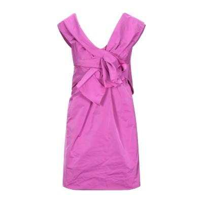 マーク ジェイコブス MARC JACOBS ミニワンピース&ドレス ライトパープル 2 ポリエステル 100% ミニワンピース&ドレス