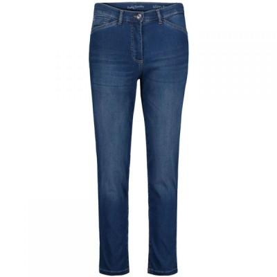 ベティー バークレイ Betty Barclay レディース ジーンズ・デニム ボトムス・パンツ Slim Fit Jeans Denim