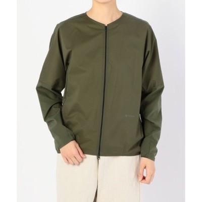ジャケット ナイロンジャケット 【GOLDWIN】〈別注〉ウーブンコンパクトジャケット WOMEN