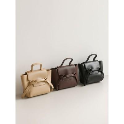 ミニショルダーバッグ トートバッグ ミニバッグ 韓国ファッション ミニサイズのツーウエーバッグ 2wayバッグ