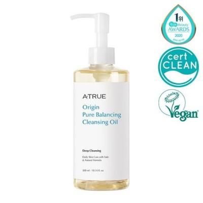 エイトルーピュアバランシングクレンジングオイル150ml / ATRUE Pure Balancing Cleansing Oil 150ml