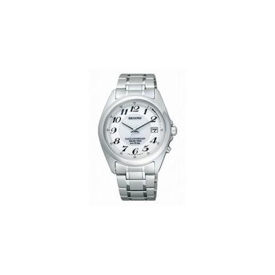 CITIZEN シチズン REGUNO レグノ ソーラーテック 電波時計 RS25-0347H メンズ腕時計