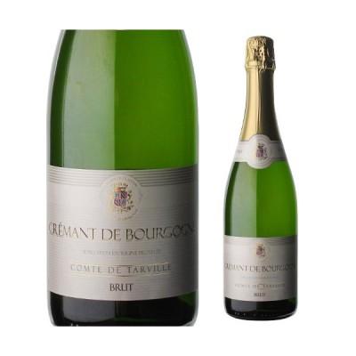 スパークリングワイン コント ド タルヴィル クレマン ド ブルゴーニュ 750ml フランス ブルゴーニュ ピノノワール シャルドネ 母の日 父の日