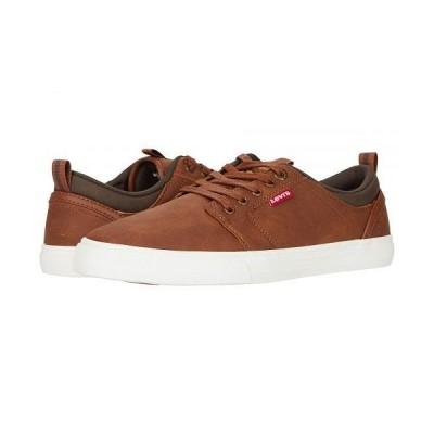 Levi's(R) Shoes リーバイス メンズ 男性用 シューズ 靴 スニーカー 運動靴 Alpine Waxed UL NB BT - Tan/Brown