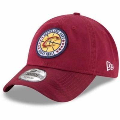 New Era ニュー エラ スポーツ用品  New Era Cleveland Cavaliers Wine 2018 Tip Off Series 29TWENTY Fitted Hat