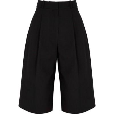 ロウ クラシック Low Classic レディース ショートパンツ ボトムス・パンツ black crepe shorts Black