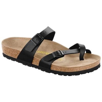 ビルケンシュトック Birkenstock USA レディース サンダル・ミュール シューズ・靴 Birkenstock Mayari Sandal Black Birko-Flor