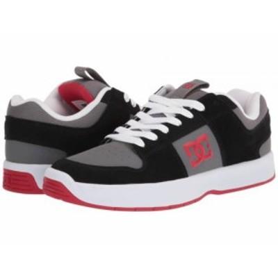 DC ディーシー メンズ 男性用 シューズ 靴 スニーカー 運動靴 Lynx Zero Black/Grey/Red【送料無料】