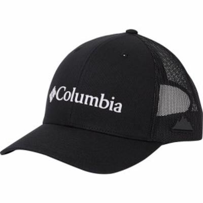 コロンビア Columbia メンズ キャップ スナップバック 帽子 Mesh Snapback Hat Black/Weld