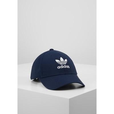 アディダスオリジナルス 帽子 メンズ アクセサリー BASE CLASS UNISEX - Cap - collegiate navy/white