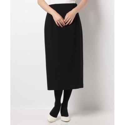 ANAYI/アナイ プレミアムストレッチタイトスカート ブラック5 36