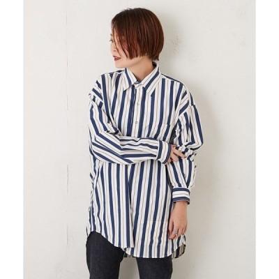 シャツ ブラウス 【バーラップアウトフィッター】BURLAP OUTFITTER シャカシャツ