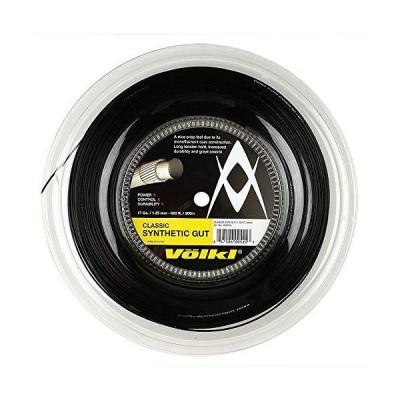 (新品) Volkl Classic Synthetic Gut 17 1.25mm 200M Reel
