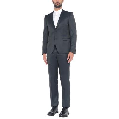 マッシモ レベッキ MASSIMO REBECCHI スーツ ダークブルー 54 バージンウール 51% / ポリエステル 49% スーツ