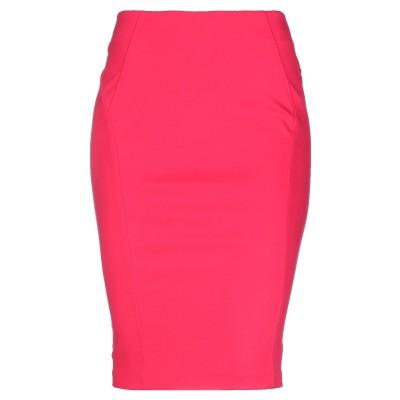 ピンコ PINKO ひざ丈スカート フューシャ 40 レーヨン 65% / ナイロン 30% / ポリウレタン 5% ひざ丈スカート