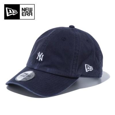 NEWERA ニューエラ Casual Classic ニューヨーク・ヤンキース MLB カスタム ミニロゴ ネイビー 12540493 【キャップ/帽子/アウトドア】