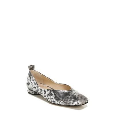 フランコサルト サンダル シューズ レディース Ailee Flat Silver Faux Leather