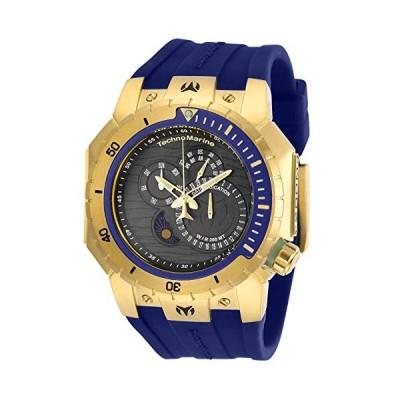 Technomarine TM-218027 Men's Sea Manta 48mm Watch 並行輸入品