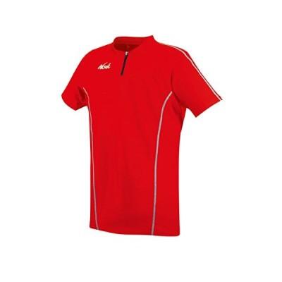 NISHI(ニシ・スポーツ) 陸上競技ウェア T&F レーシングシャツ N76-025.06 レッド S