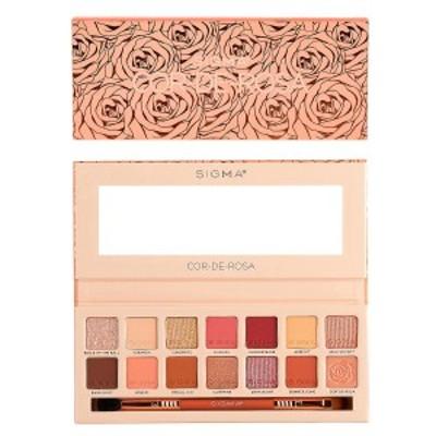 送料無料 シグマ ビューティ アイシャドーパレット アイシャドーブラシ 14色 プレゼント ブランド Sigma Beauty
