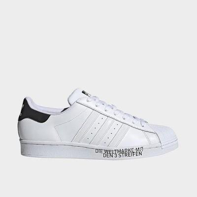 アディダス スーパースター メンズ adidas Originals Superstar スニーカー Footwear White/Core Black