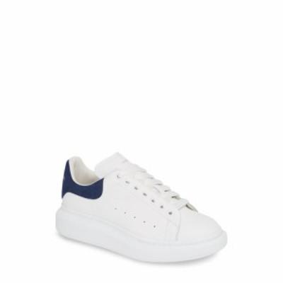 アレキサンダー マックイーン ALEXANDER MCQUEEN メンズ スニーカー ローカット シューズ・靴 Oversize Low Top Sneaker Paris Blue