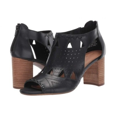 エアロソールズ Aerosoles レディース ブーツ シューズ・靴 High Brow Black Leather