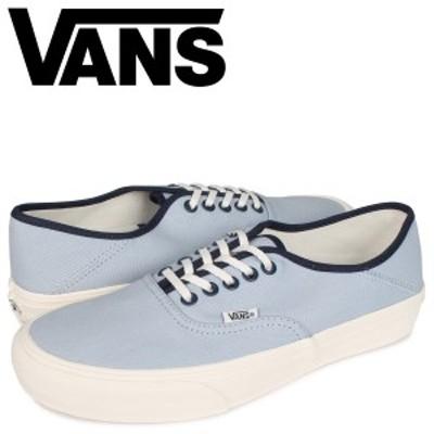 VANS ヴァンズ オーセンティック スニーカー メンズ バンズ AUTHENTIC ブルー VN0A3MU6WOO