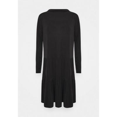 ソークドインラグジュアリー ワンピース レディース トップス COLISSA DRESS - Day dress - black