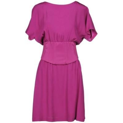 ピンコ PINKO ミニワンピース&ドレス ガーネット 42 66% アセテート 34% レーヨン ミニワンピース&ドレス