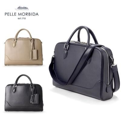 PELLE MORBIDA ペッレモルビダ ブリーフバッグ 1室タイプ 鞄 バッグ MB044