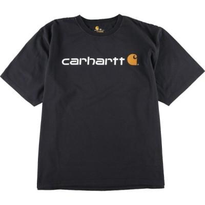 カーハート Carhartt ORIGINAL FIT 半袖 ロゴTシャツ メンズXXL /eaa159763