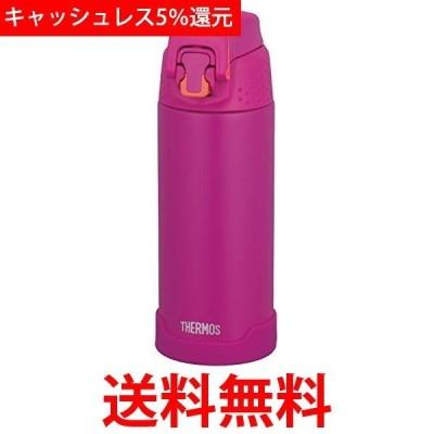 サーモス FJH-500 MTPL 水筒 真空断熱スポーツボトル 0.5L マットパープル||