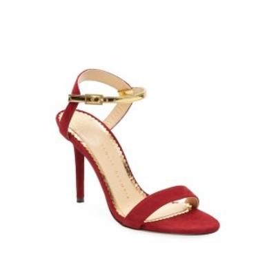 シャーロットオリンピア レディース シューズ サンダル Suede High-Heel Sandal