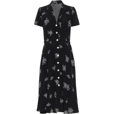 ラルフ ローレン Polo Ralph Lauren レディース ワンピース シャツワンピース ワンピース・ドレス Floral shirt dress Black Rose Floral