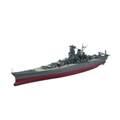 【送料無料】 プラモデル 1/700 艦船フルハルモデル 戦艦 大和