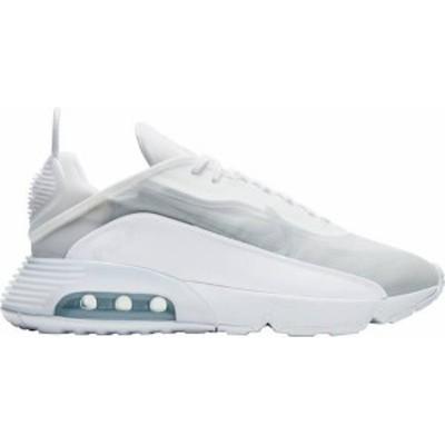 ナイキ メンズ エアマックス2090 Nike Air Max 2090 スニーカー White/White/Wolf Grey
