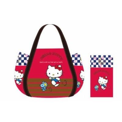 【ハローキティ】プリントバルーンバッグ【リクジョウ】【スポーツ】【Kitty】【キティ】【キティちゃん】【きてぃ】【サンリオ】【バッ
