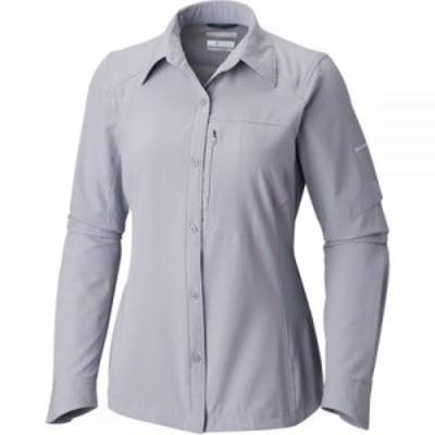 コロンビア ブラウス・シャツ Silver Ridge Long - Sleeve Shirt Astral