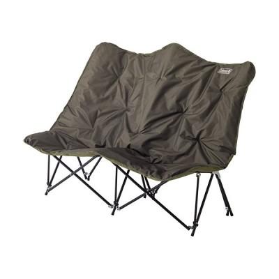 コールマン(Coleman) ソファチェアダブル SOFA CHAIR DOUBLE 2000037432 FRI 2人用チェア 椅子 クッション キャリーケース付き バーベキュー キャンプ