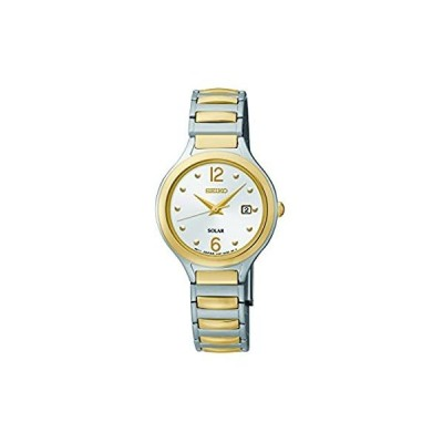 特別価格Seiko Women's SUT178 Analog Display Japanese Quartz Two Tone Watch好評販売中